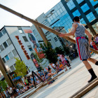 Street theatre (foto Miha Sagadin)